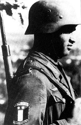 Combatientes extranjeros en la Alemania Nazi