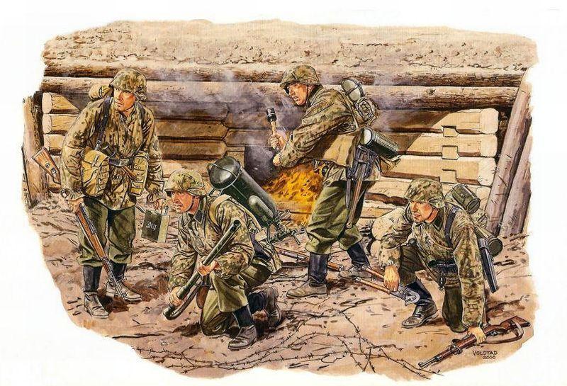 Armamento Aleman en la Segunda Guerra Mundial